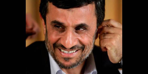Ahmadinejad défend les séparatistes européens - La DH