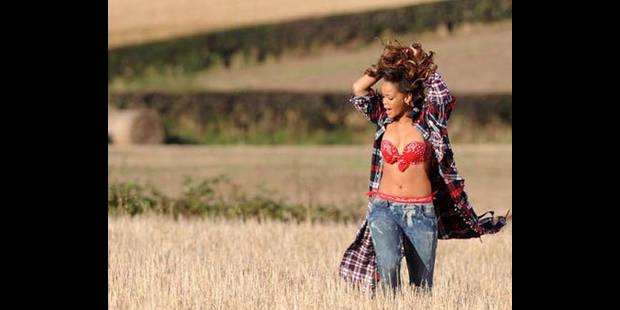 Rihanna a rencontré un fermier irlandais - La DH