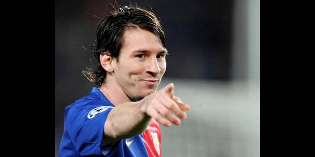 Bate Borisov-FC Barcelone: Messi à deux pas de Kubala - La DH