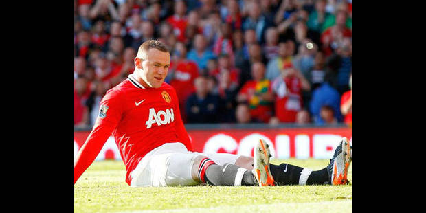 Ligue des champions - Manchester United: Rooney et Hernandez forfait - La DH