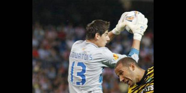 Les Belges à l'étranger: Courtois s'impose 4-0, Lukaku titulaire - La DH
