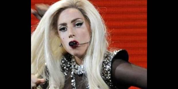 Des dents en diamant pour Lady Gaga - La DH