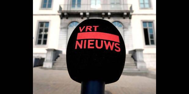 """La VRT n'utilise plus l'appellation """"Federatie Wallonië-Brussel"""" dans les sous-titres - La DH"""