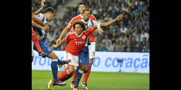 Partage de frères entre le FC Porto et Benfica (2-2) - La DH