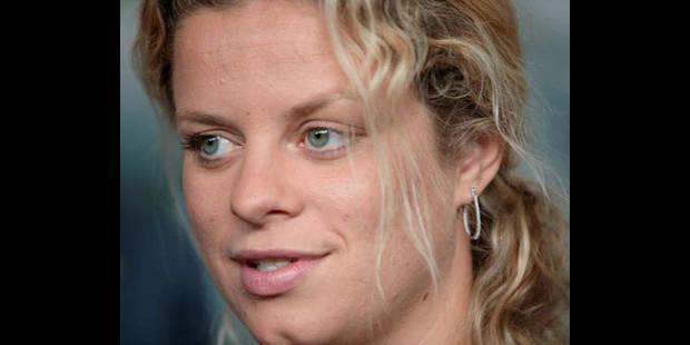 """Kim Clijsters est """"Le Sportif Préféré des Belges"""" - La DH"""