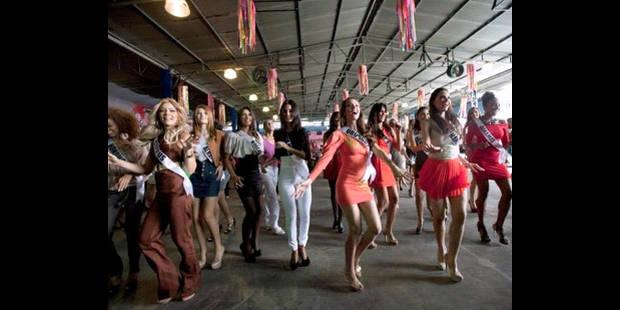 Sans culotte, Miss Colombie crée le tollé !