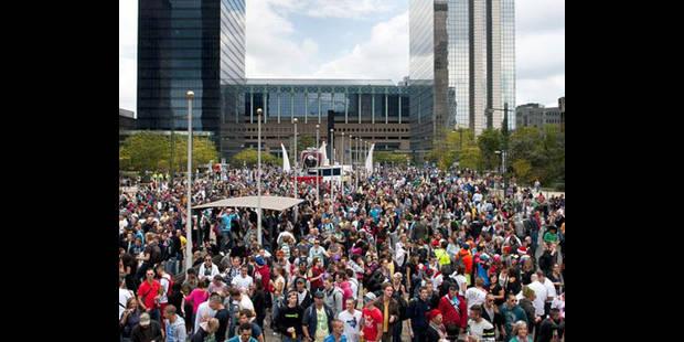 City Parade: l'organisateur heureux du retour de l'événement dans le centre de Bruxelles - La DH