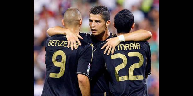 Espagne - 2e journée: Le Real Madrid commence en fanfare