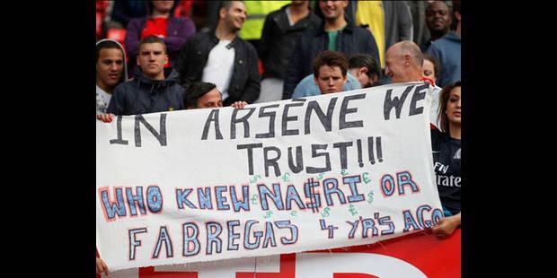 """Manchester United-Arsenal: les supporteurs des """"Gunners"""" dédommagés - La DH"""