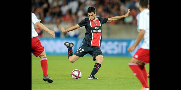 """France : Lille bat Marseille 3-2, le """"Pastore Saint-Germain"""" brille"""