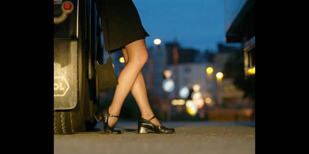 Trois prostituées arrêtées - La DH