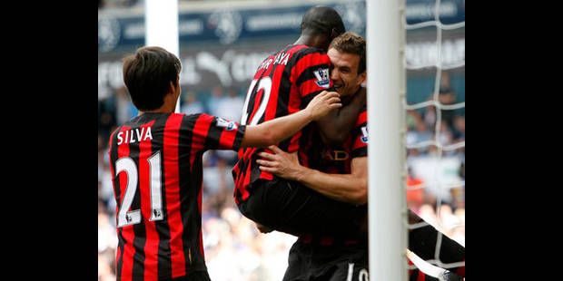 Manchester City écrase Tottenham avec un quadruplé de Dzeko - La DH