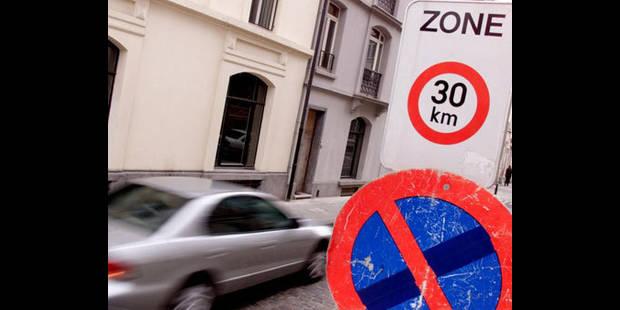 Opération vitesse à Anderlecht: 290 infractions constatées et 18 retraits de permis - La DH