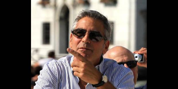 """George Clooney ne veut pas """"donner de conseil à DSK"""""""