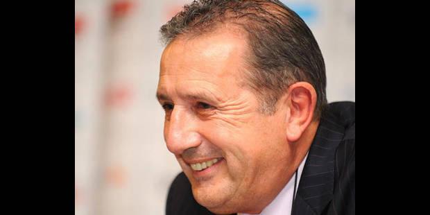 """Leekens à propos d'Hazard : """"on repart avec une page blanche"""""""