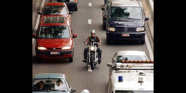 Du nouveau pour les motards - La DH