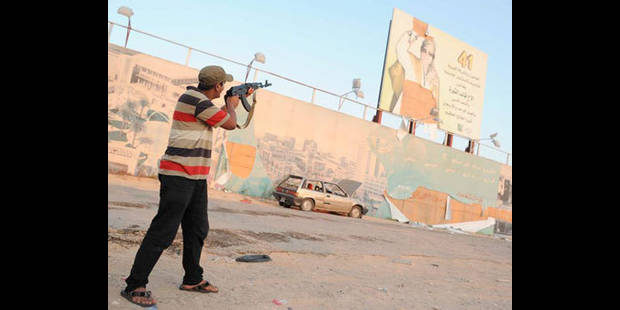 Libye: violentes explosions à Tripoli après le survol d'un avion de l'Otan - La DH