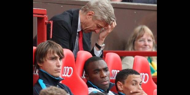 """Wenger :  """"On se sent humiliés d'encaisser 8 buts"""""""