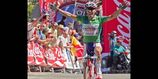 Joaquin Rodriguez fait coup double lors de la 8e étape de la Vuelta - La DH