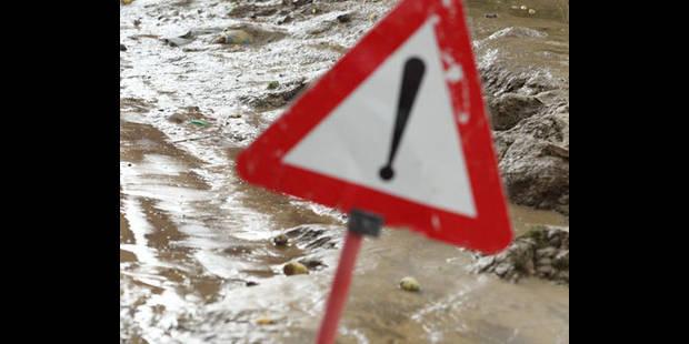 Nouveaux orages, risques d'inondations