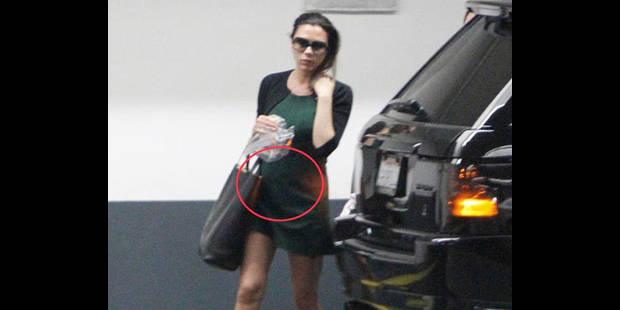 Victoria Beckham souffre du dos - La DH