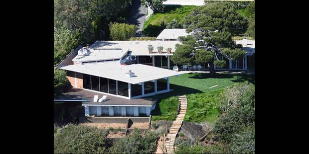 Brad Pitt met en vente sa luxueuse propriété à Malibu pour 13,75 millions de dollars - La DH