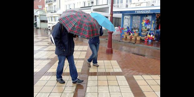 Déjà 55 jours de pluie cet été? pas vraiment prévus - La DH