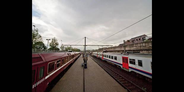 Circulation des trains toujours perturbée entre Nivelles et Bruxelles - La DH
