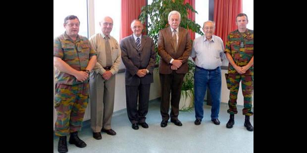 65 ans  de présence militaire - La DH