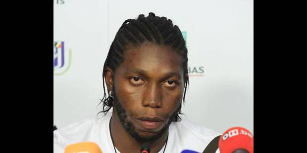 """Mbokani: """"J'avais volé des titres ici avec le Standard, je veux les rendre à Anderlecht"""" - La DH"""