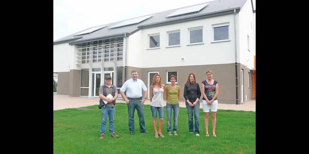 École des Lilas :  des locaux  neufs - La DH