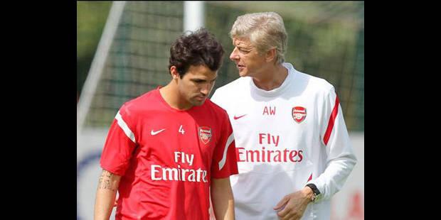 """Arsenal - Wenger: Une décision pour Fabregas """"très rapidement"""" - La DH"""