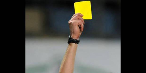 Cohérence et prévention au menu des arbitres pour la saison 2011/2012 de football - La DH