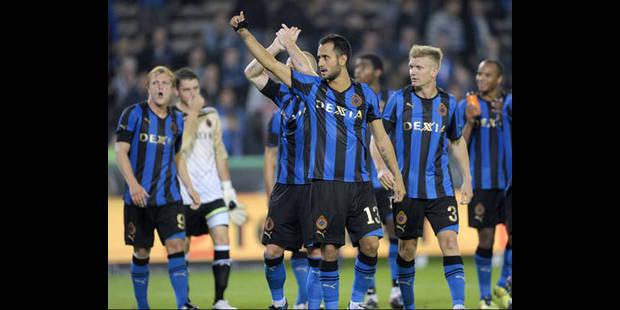 Le FC Bruges bat le FK Qarabag 4-1 - La DH