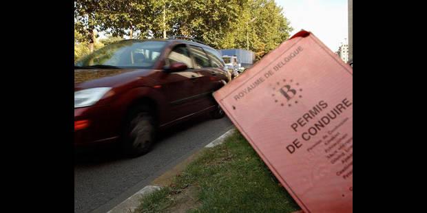 Opération FIPA à Bruxelles: retrait de 33 permis de conduire - La DH