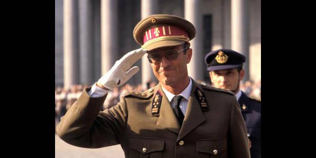 Commémoration du 18e anniversaire de la mort du roi Baudouin - La DH