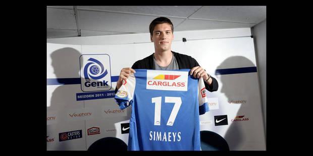 Le journal du Mercato (30/07) : Simaeys rejoint Genk - La DH