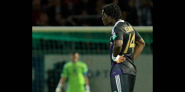 Romelu Lukaku s'excuse sur Twitter auprès des supporters d'Anderlecht - La DH