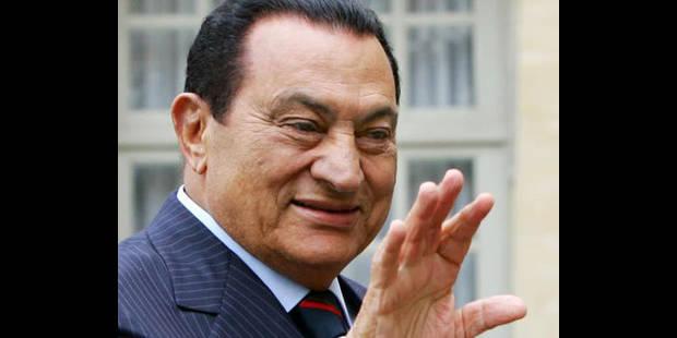 """Moubarak refuse de se nourrir et est """"extrêmement faible"""" - La DH"""