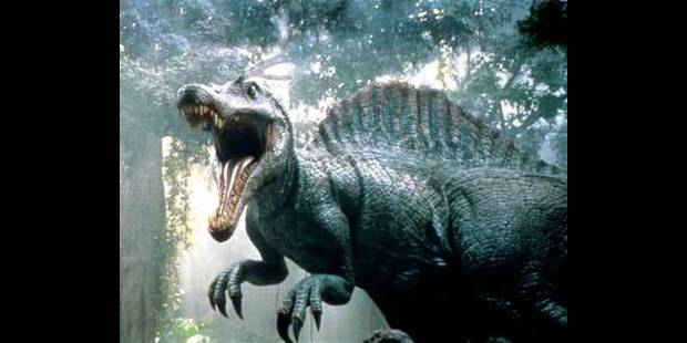"""Le retour des dinosaures à """"Jurassic park"""" - La DH"""
