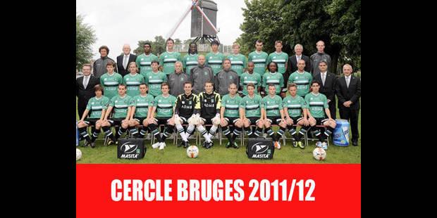 La présentation du Cercle Bruges