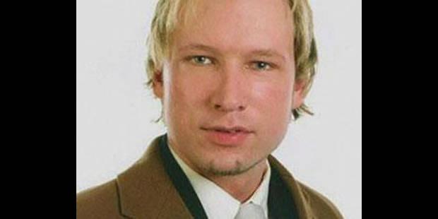 Carnage en Norvège: 8 semaines de détention pour le suspect - La DH