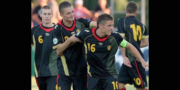 Euro U19 : La Belgique battue 4-1 par l'Espagne - La DH