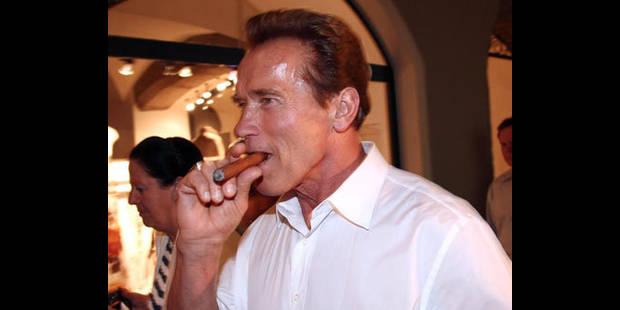 Schwarzenegger refuse de verser une pension à sa future ex-épouse - La DH