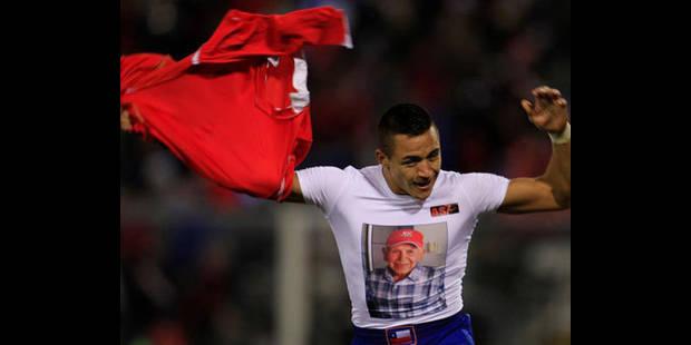 Copa America - Le Chili bat le Pérou et termine premier