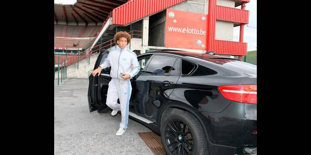 Witsel à Benfica:  1,2million pendant 5 ans