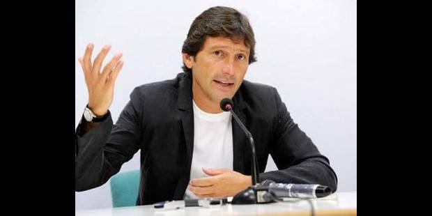 PSG : Leonardo présenté officiellement comme directeur sportif