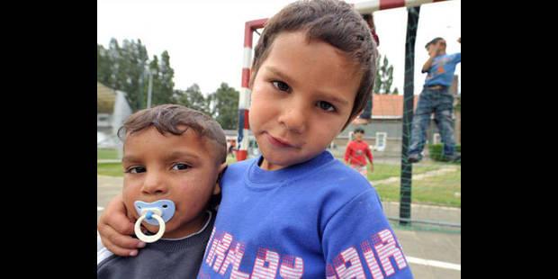 La douzaine de familles de Roms sera hébergée à Etterbeek jusqu'au 31 août au plus tard - La DH