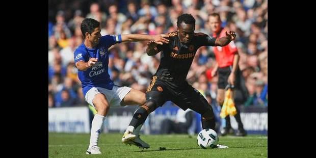 Chelsea - Essien pourrait être absent jusqu'à 6 mois