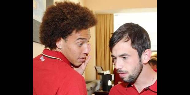 Axel Witsel pratiquement à Benfica - La DH